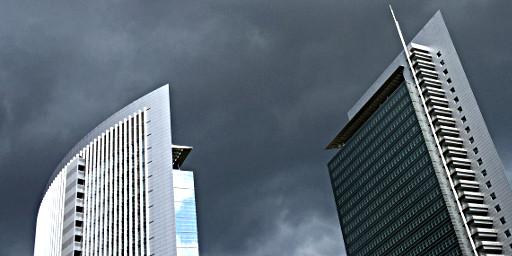 Hochhäuser in Frankfurt/Main