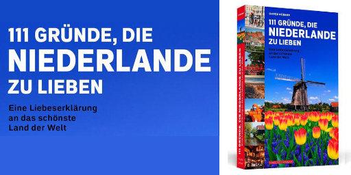 Titel 111 Gründe, die Niederlande zu lieben