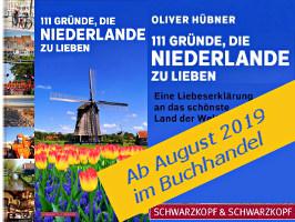 Titelseite 111 Gründe Niederlande