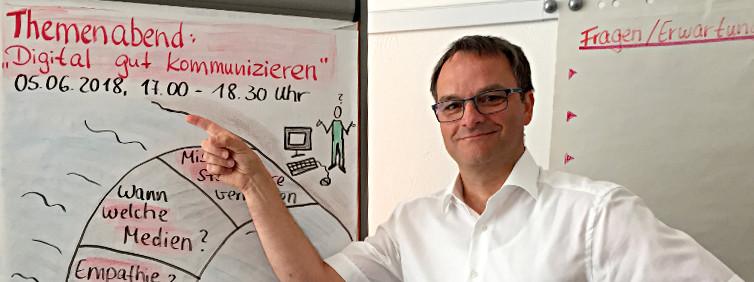 Oliver Hübner - Vortrag