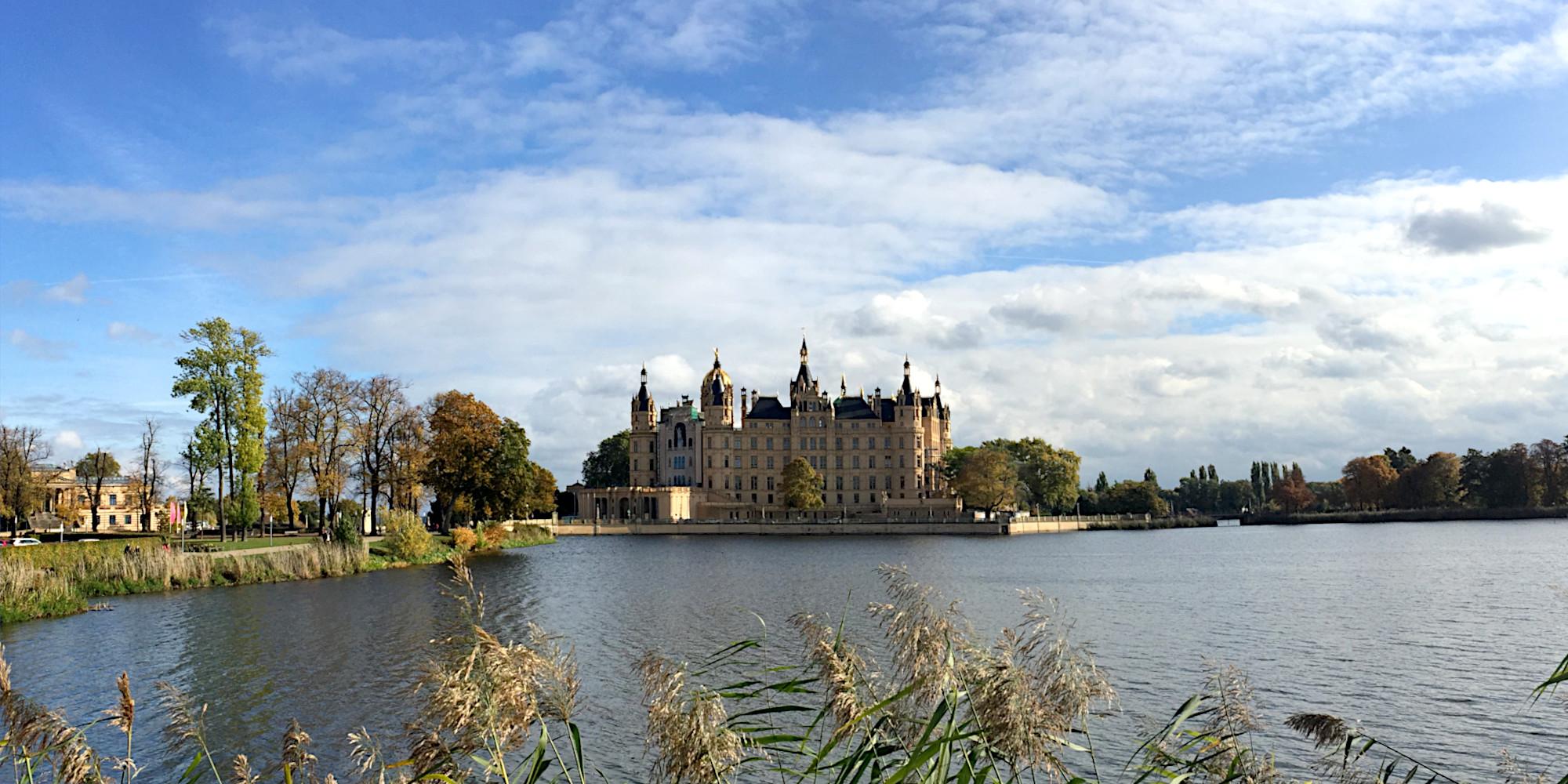 Schwerin Oktober