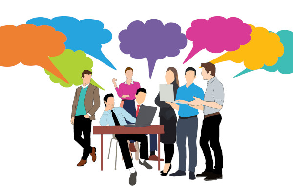 Kommunikation Unternehmen