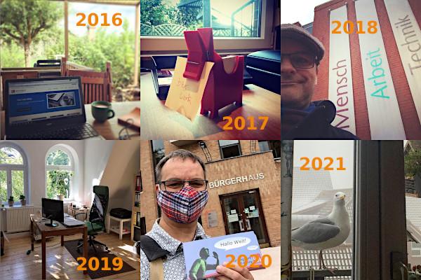 5 Jahre Blogwerk